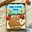 Thumbnail: personalised hedgehog & ladybirds