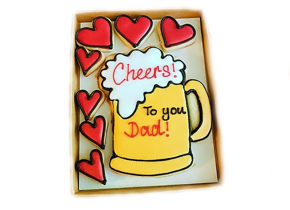 cheers to you dad!