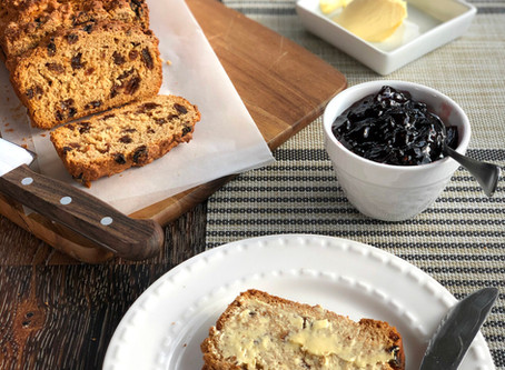 (easy) virtually fat free tea loaf recipe