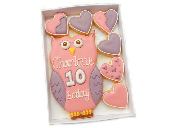 happy birthday twit twooo! - personalised