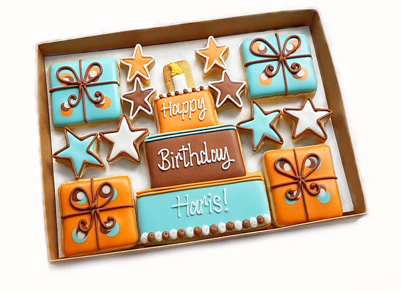 personalised birthday - for him