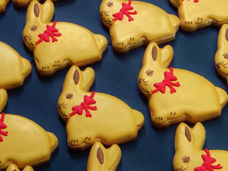 corporate cookies - Lindt