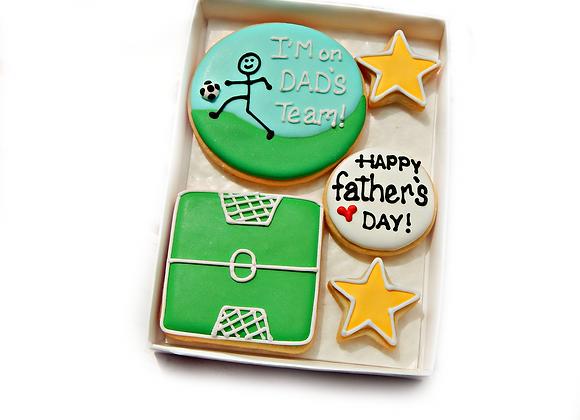 i'm on dad/daddys team!