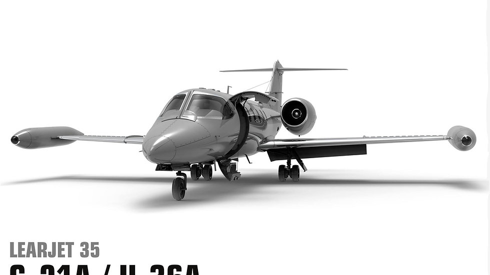 1/32 Learjet 35 C-21A / U-36A