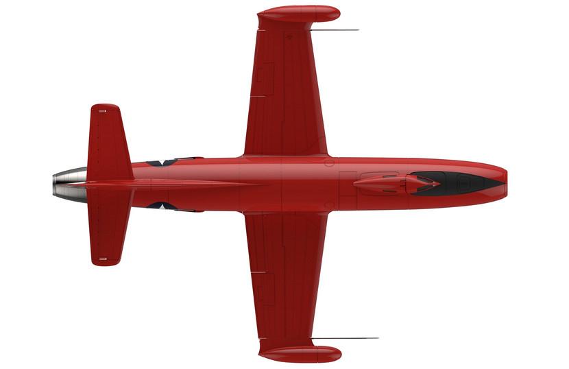 JETMADS 355813 1/32 D-558-I Skystreak