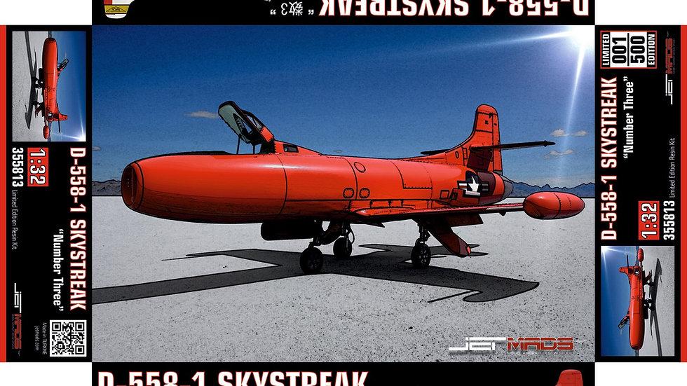 1:32 D-558-I SKYSTREAK