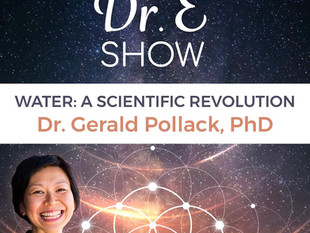 """Very happy to be featured on """"The Dr. E Show"""""""