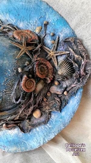 Διακοσμητικό Χειροποίητο Καπέλο με Powertex | Calliope's Powertex Art