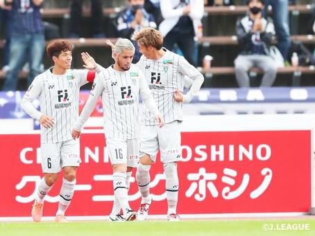 【アビスパ福岡】12連勝でついに首位!おめでとうございます!!