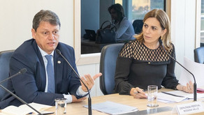 Ministro da Infraestrutura atende Rosana Valle e cobra do próprio Governo vacinação de portuários