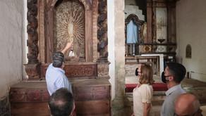 Rosana Valle quer reintegrar Convento Nossa Senhora da Conceição, em Itanhaém, ao turismo regional