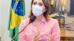 Rosana Valle quer ampliar prioridade para pessoas deficientes na vacinação