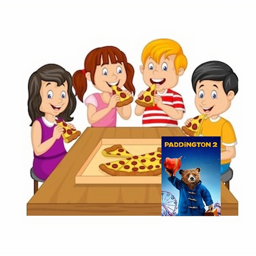 Kids only Pizza Party January 30th