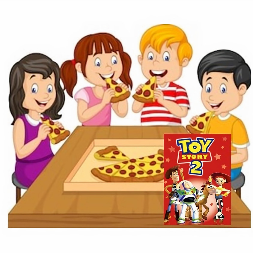 Kids only Pizza Party January 15th
