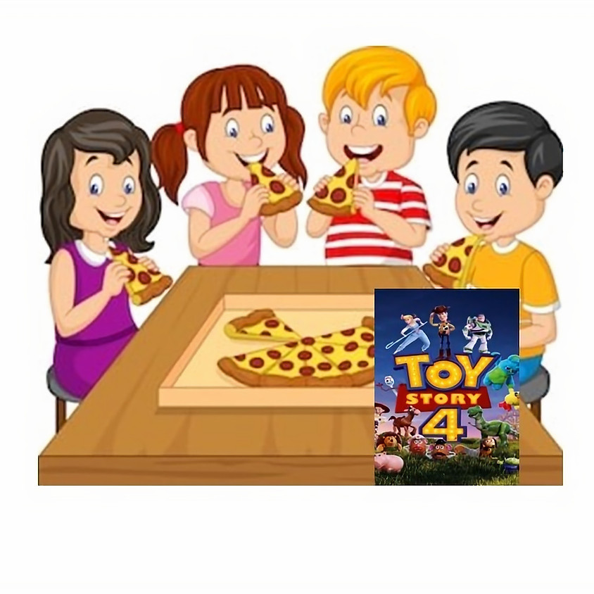 Kids only Pizza Party January 29th