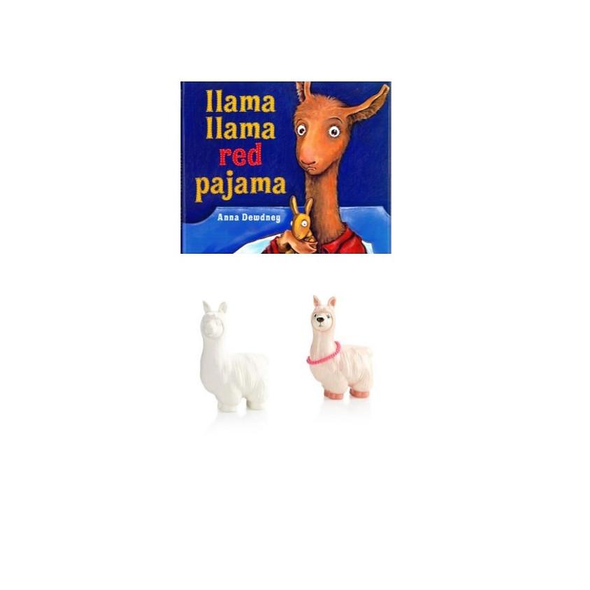 Llama Llama Red Pajama August 16th
