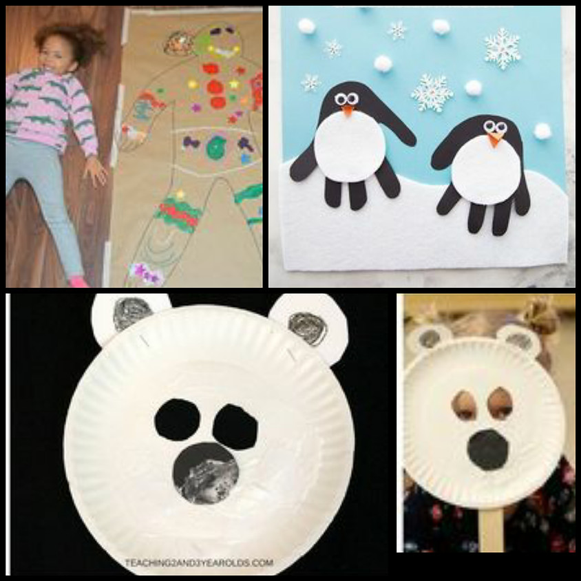 Mommy & Me Crafting age 2-4years