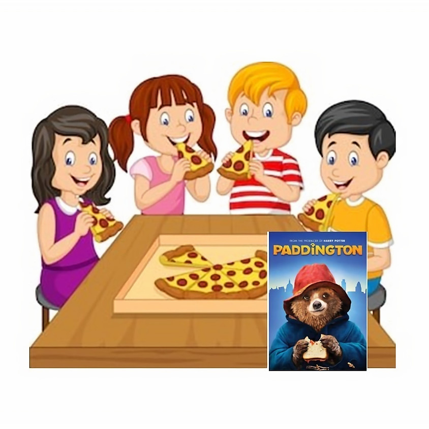 Kids only Pizza Party January 23rd