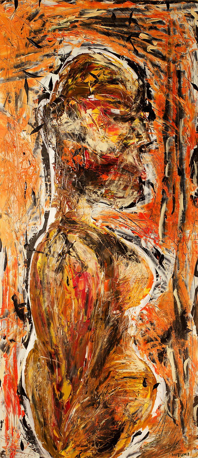 Untitled I by Mizuki Nishiyama