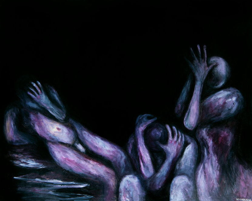 Restful Sinners by Mizuki Nishiyama