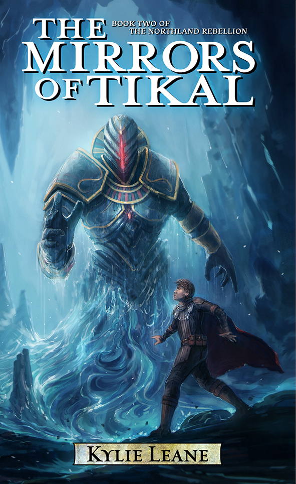 Book Two: The Mirrors of Tikal