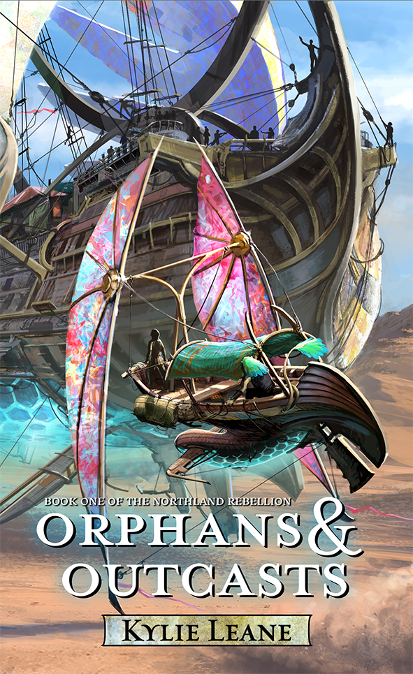 Book One: Orphans & Outcasts