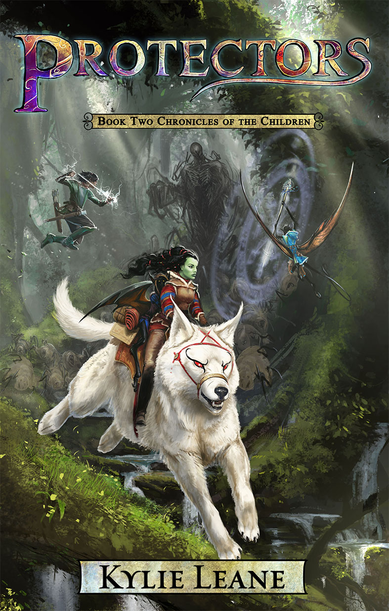 Book Two: Protectors