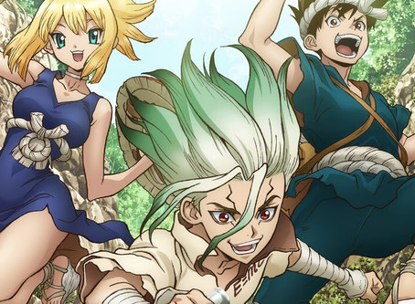 Anime Review: Dr. Stone - Season One