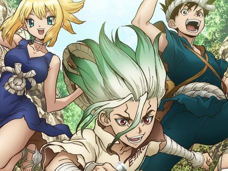 Anime Review: Dr. Stone - Season One