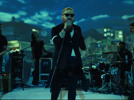 Athena Geblo music video
