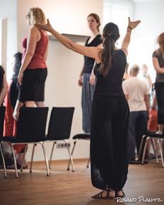 Choir session