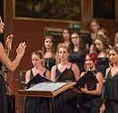 Musikpädagogik Chor mit Rahela Duric im Minorittensaal Graz