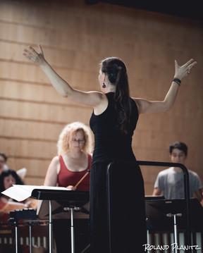 Rehearsal Carmina Burana