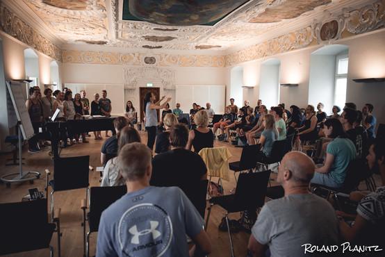Choir sessions