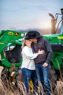 Love and a Tractor