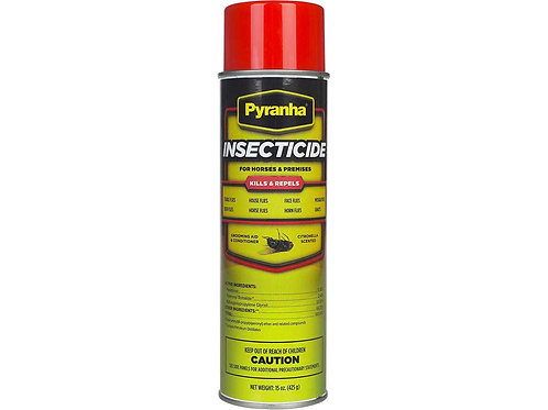 Pyranha Insecticide for Horses & Premises