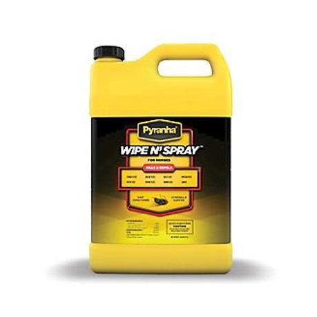 Pyranha Wipe N' Spray for Horses