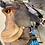 """Thumbnail: 1988 Ammerman Trophy Roping Saddle 15"""""""