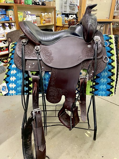 Tucker Horizon Trail Saddle