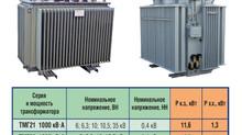 Новые серии энергосберегающих трансформаторов ТМГэ2 и ТМГ32, ТМГ33