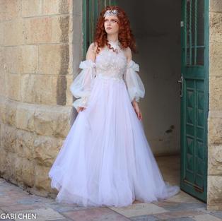 צילום קטלוג לשמלות כלה