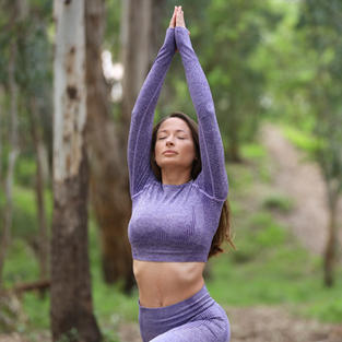 צילומי  תדמית יוגה