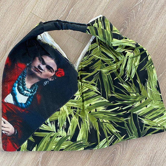 Extra Large Handmade Frida Bag (A)
