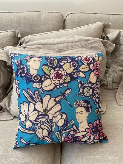 Frida Cushion Cover 45x45cm (A)