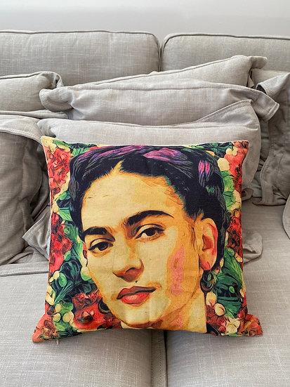 Frida Cushion Cover 45x45cm (F)