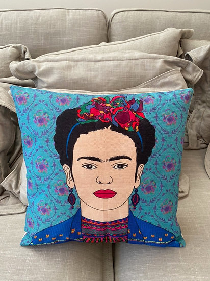 Frida Cushion Cover 45x45cm (B)