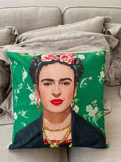 Frida Cushion Cover 45x45cm (D)