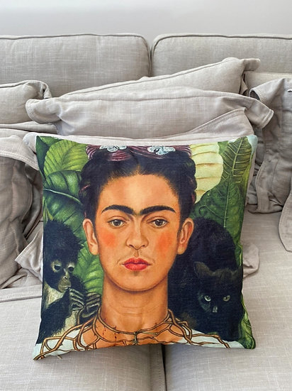 Frida Cushion Cover 45x45cm (C)