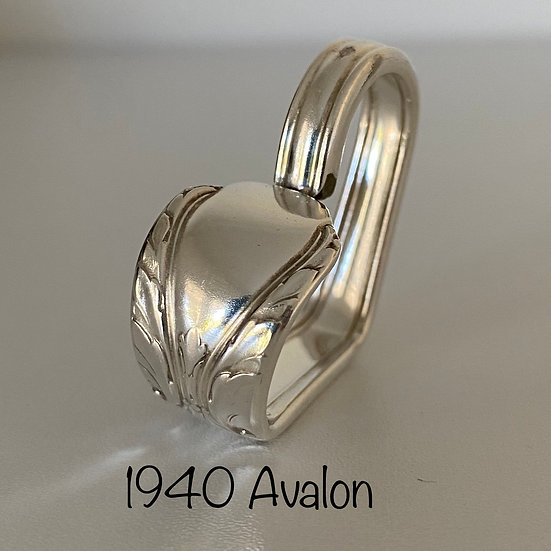 '1940 Avalon' Spoon Handle Heart