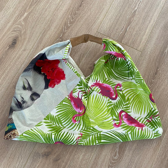 Extra Large Handmade Frida Bag (G)